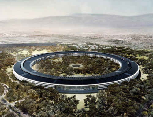Apple Corporate Headquarters