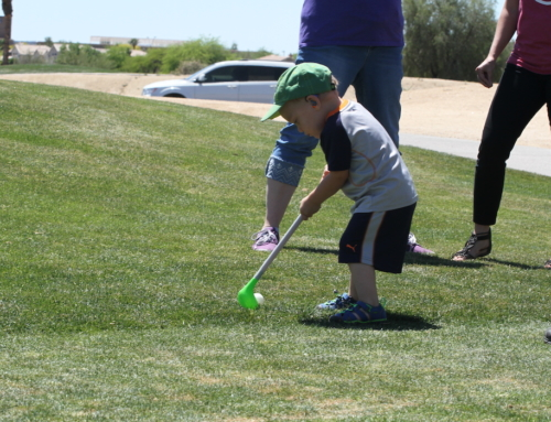 The 16th Annual Schuff Steel Charity Golf Classic