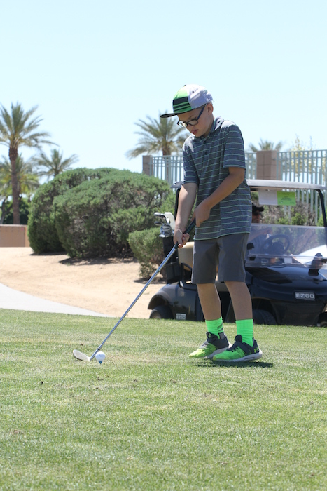 Schuff Steel Charity Golf Classic for Desert Voices Oral Learning Center