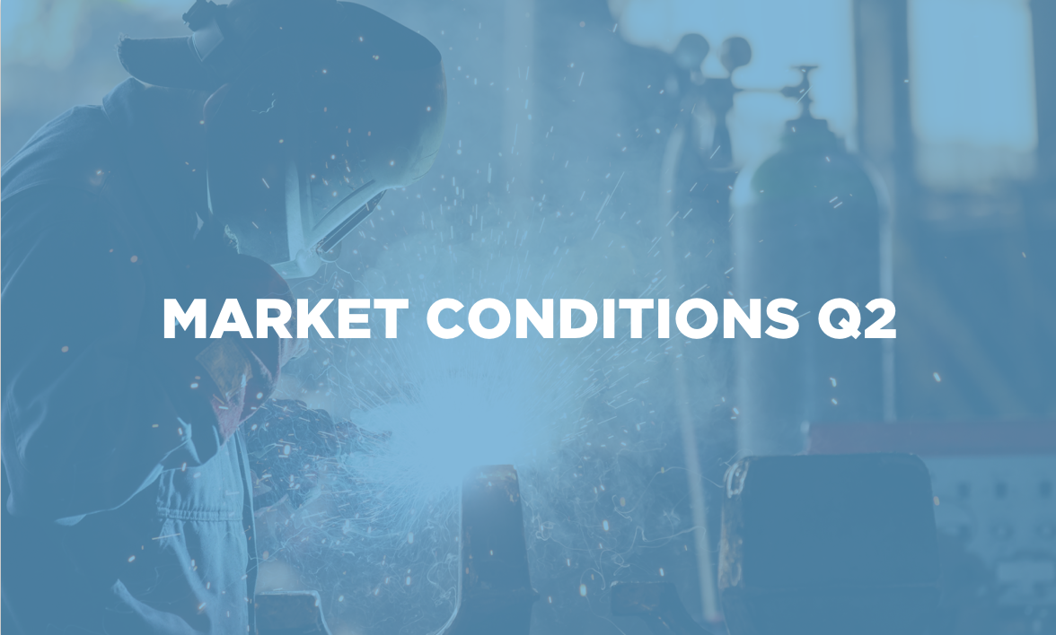 Schuff Steel - Market Conditions 2018 - Quarter 2